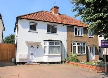 Thumbnail 1 bed flat for sale in Halsbury Road East, Northolt