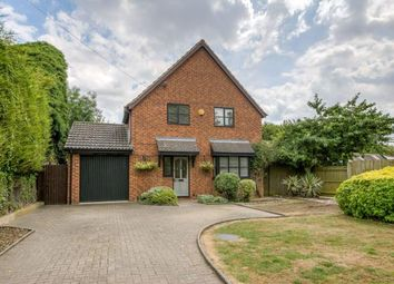Thumbnail 3 bed detached house for sale in High Street, Souldrop, Bedford, Bedfordshire