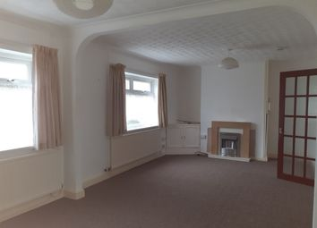 Thumbnail 3 bed end terrace house to rent in Heol Twyn Du, Merthyr Tydfil