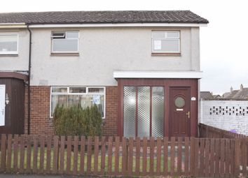 Thumbnail 3 bedroom terraced house to rent in Somerville Drive, Carnwath, Lanark