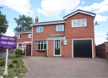 Thumbnail 4 bed detached house for sale in Blacksmith Lane, Whittington, Lichfield