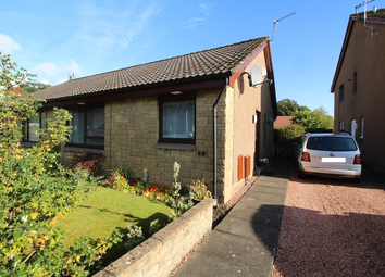 Thumbnail 2 bed semi-detached bungalow for sale in Kirkland Drive, Stoneywood, Denny