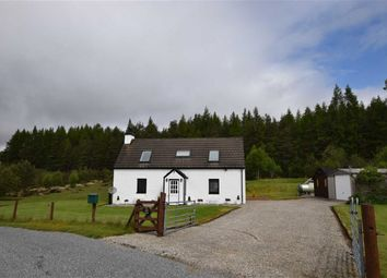 Thumbnail 3 bed cottage for sale in Dalchreichart, Glenmoriston, Inverness