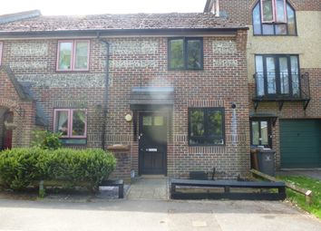 Thumbnail 3 bed terraced house for sale in Brickwoods Close, Romsey