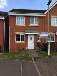 Thumbnail 2 bed end terrace house for sale in Eastfield Mews, Gloucester