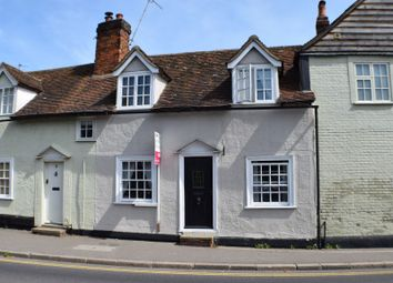 Thumbnail 2 bed cottage for sale in 5 High Street, Earls Colne, Colchester, Essex