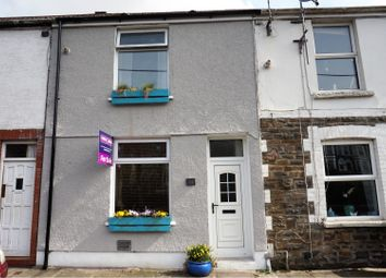 Thumbnail 2 bed terraced house for sale in Sion Street, Pontypridd