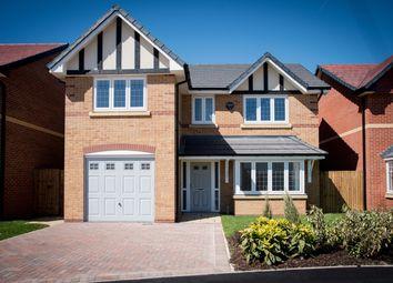 Thumbnail 4 bedroom detached house for sale in Moorfield Park, Poulton-Le-Fylde, Lancashire