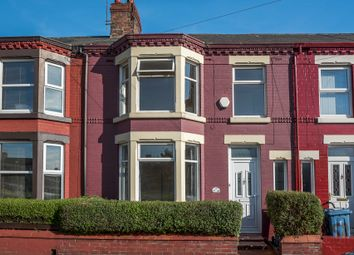 Thumbnail 3 bed terraced house for sale in Firdale Road, Walton, Liverpool
