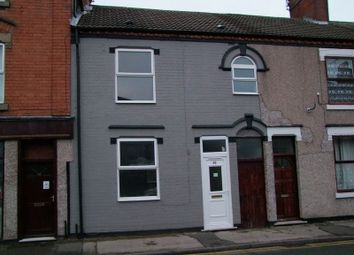 Thumbnail 3 bed terraced house to rent in Park Street, Burton-On-Trent