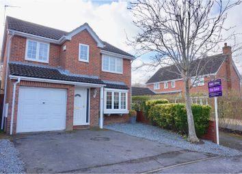 Thumbnail 4 bed detached house for sale in Moorhams Avenue, Basingstoke