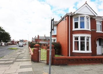 Thumbnail 3 bed end terrace house for sale in Roselyn Avenue, Blackpool