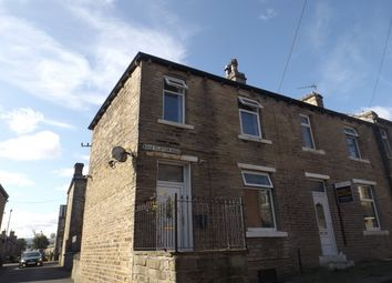 Thumbnail 2 bed terraced house to rent in Back Clifton Road, Marsh, Huddersfield