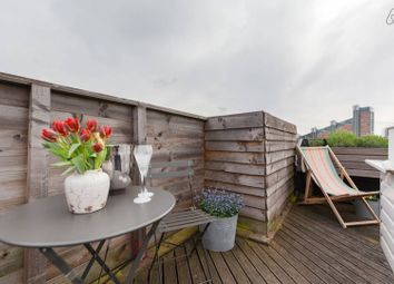 Thumbnail 1 bed flat for sale in Kingswater Place, London