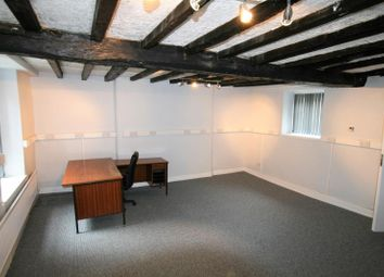 Thumbnail Property to rent in 1st Floor Office, Church Street, Dronfield