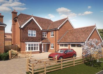 Thumbnail 5 bed detached house for sale in Chearsley Road, Long Crendon, Aylesbury
