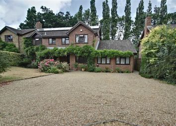 Thumbnail 4 bed detached house for sale in Barnsway, Kings Langley