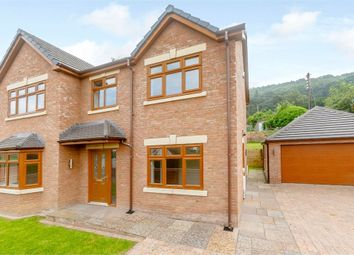 Thumbnail 4 bed detached house for sale in Chester Road, Helsby, Frodsham, Cheshire