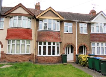Thumbnail 3 bed terraced house to rent in Bridgeman Road, Coventry