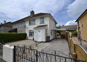 Thumbnail 3 bed semi-detached house for sale in Greystoke Avenue, Bristol