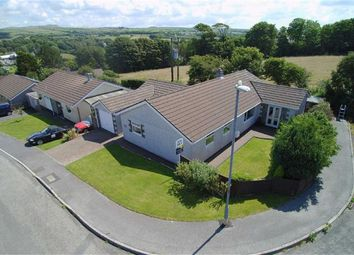 Thumbnail 5 bed detached bungalow for sale in Penmelen, Camelford