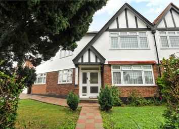 Thumbnail 5 bed semi-detached house for sale in Lindsay Drive, Kenton, Middlesex