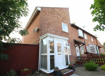 Thumbnail 2 bedroom end terrace house for sale in Pendennis Road, Freshbrook, Swindon