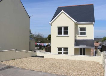 Thumbnail 3 bed detached house for sale in Starbuck Road, Milford Haven