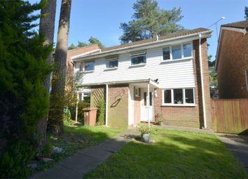 Thumbnail 3 bed end terrace house for sale in Kielder Walk, Camberley, Surrey