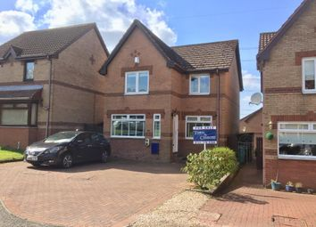 Thumbnail 3 bedroom property for sale in Littlemill Avenue, Cumbernauld