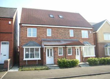 Thumbnail 4 bed semi-detached house to rent in Albert Terrace, Forest Hall, Newcastle Upon Tyne