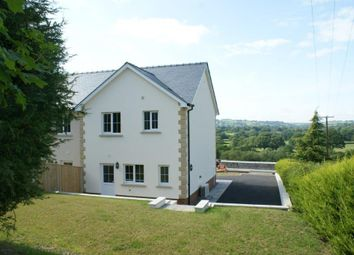 Thumbnail 3 bed semi-detached house for sale in Llanybydder, Carmarthenshire