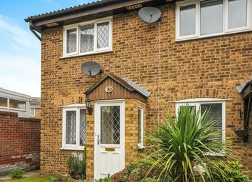 Thumbnail 1 bed terraced house for sale in St. Lukes Close, Swanley