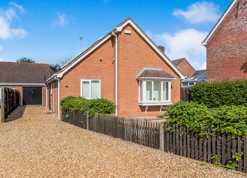 Thumbnail 3 bed detached bungalow for sale in Pippin Gardens, Wisbech