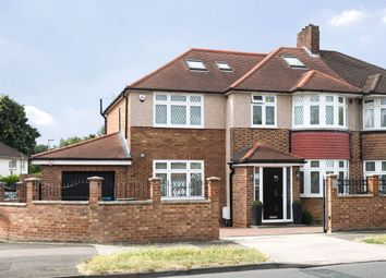Thumbnail 5 bed semi-detached house for sale in Clarence Avenue, New Malden