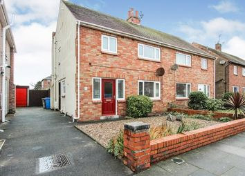 Thumbnail 3 bed semi-detached house for sale in Dobson Avenue, Lytham St Anne's, Lancashire
