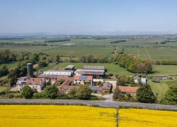 Thumbnail 5 bed farm for sale in Flotmanby Lane, Muston, Filey