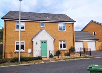Thumbnail 4 bed detached house for sale in Trafalgar Road, Exeter