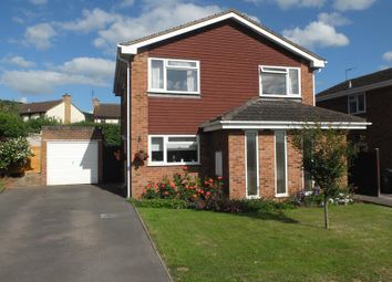 Thumbnail 4 bed detached house for sale in 31 Biddulph Way, Ledbury, Herefordshire