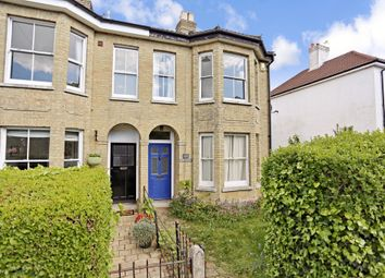 Thumbnail 2 bed semi-detached house for sale in Bridge Road, Sarisbury Green, Southampton
