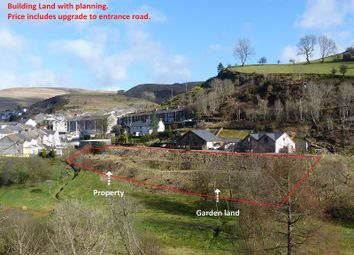 Thumbnail Land for sale in Off New Street, Pantygog, Bridgend, Mid Glamorgan.