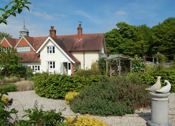 Thumbnail 3 bed cottage for sale in Bawdsey Manor Estate, Bawdsey, Woodbridge