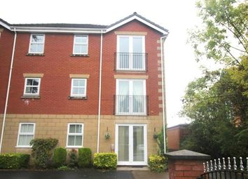 Thumbnail 2 bed flat for sale in Beech Court, Leyland
