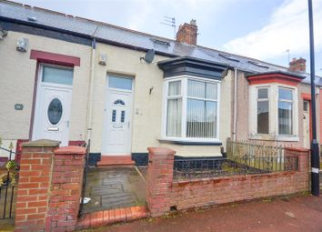 Thumbnail 2 bed cottage for sale in Stewart Street, Sunderland