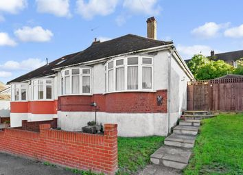 Thumbnail 2 bedroom semi-detached bungalow to rent in Howard Avenue, Rochester