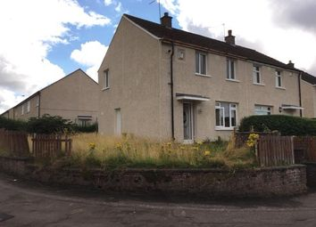 Thumbnail 2 bed semi-detached house for sale in Redding Avenue, Kilmarnock
