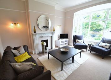 Thumbnail 4 bed semi-detached house to rent in Claremont Road, Salford