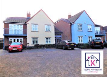 Thumbnail 2 bed flat to rent in Sandy Lane, Hatherton, Cannock