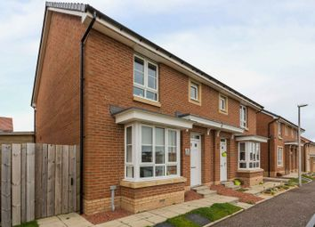 Thumbnail 3 bed semi-detached house for sale in Cot Castle View East, Stonehouse, South Lanarkshire