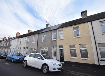 Thumbnail 3 bed terraced house to rent in Ethel Street, Canton